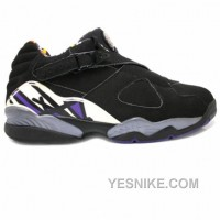 Big Discount! 66% OFF! Air Jordan 8 Low Michael Bibby Sacramento Kings PE Black JBM155M7C1