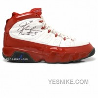 Big Discount! 66% OFF! Air Jordan 9 Quentin Richardson Los Angeles Clippers PE Game Used JBM123-M12-C6