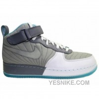 Big Discount! 66% OFF! Air Jordan Force 12 AJF12 LS Silver Chutney Stealth Glacier Ice 318546-071