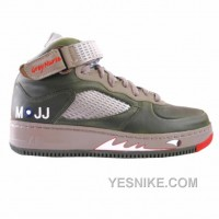 Big Discount! 66% OFF! Air Jordan Force V Grey Nurse 325330-341