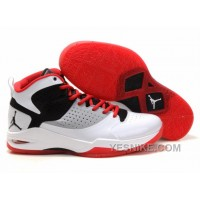 Big Discount! 66% OFF! Jordan Fly Wade 1 Black White Red A19006