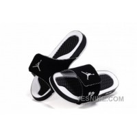 Big Discount! 66% OFF! Jordan Pas Cher - Air Jordan Hydro 10 Sandals Noir WrMf6