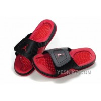 Big Discount! 66% OFF! Jordan Pas Cher - Air Jordan Hydro 12 Sandals Rouge EaABi