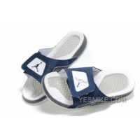 Big Discount! 66% OFF! Jordan Hydro - Air Jordan Hydro 13 Sandals Bleu CBf5Q