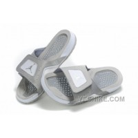 Big Discount! 66% OFF! Jordan Hydro - Air Jordan Hydro 13 Sandals Gris KP5nj
