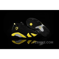 Big Discount! 66% OFF! Kids Air Jordan 14 Retro Thunder