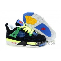 Big Discount! 66% OFF! Kids Air Jordan IV Sneakers 205