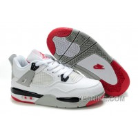 Big Discount! 66% OFF! Kids Air Jordan IV Sneakers 204
