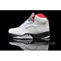 Big Discount! 66% OFF! Kids Air Jordan V Sneakers 212
