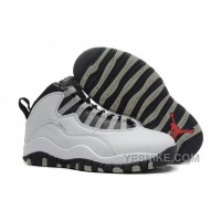 Big Discount! 66% OFF! Kids Air Jordan X Sneakers 204
