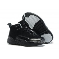 Big Discount! 66% OFF! Kids Air Jordan XII Sneakers 213