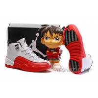 Big Discount! 66% OFF! Kids Air Jordan XII Sneakers 224
