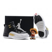 Big Discount! 66% OFF! Kids Air Jordan XII Sneakers 208