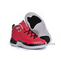 Big Discount! 66% OFF! Kids Air Jordan XII Sneakers 200