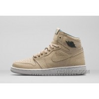 Big Discount! 66% OFF! Men Basketball Shoes Air Jordan I Retro High OG Pearl AAAA 271