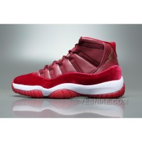 Big Discount! 66% OFF! Men Basketball Shoe Air Jordan 11 Velvet Heiress 352