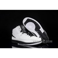 Big Discount! 66% OFF! Men Basketball Shoe Air Jordan II Retro 215 Inzcx