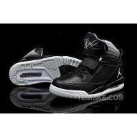 Big Discount! 66% OFF! Jordan Flight 97 Black/White/Wolf Grey/Anthracite For Sale