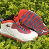 Big Discount! 66% OFF! Men Air Jordan 10 Chicago