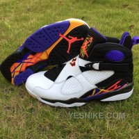 Big Discount! 66% OFF! Men Air Jordan 8 Three Peat