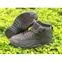Big Discount! 66% OFF! Men Air Jordan 12 PSNY 22651