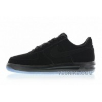 Big Discount ! 66% OFF ! Nike Air Force 1 Low Premium Black Dark Army White Shoes