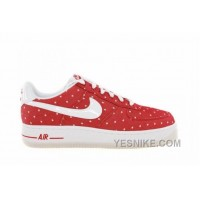 Big Discount ! 66% OFF ! Nike Air Force 1 Low Summit White University Red