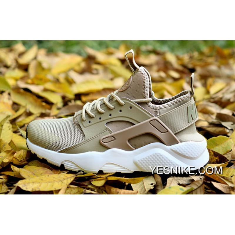 8b4f289a68d Nike Huarache 4 Camel White Women Men Top Deals, Price: $88.79 ...