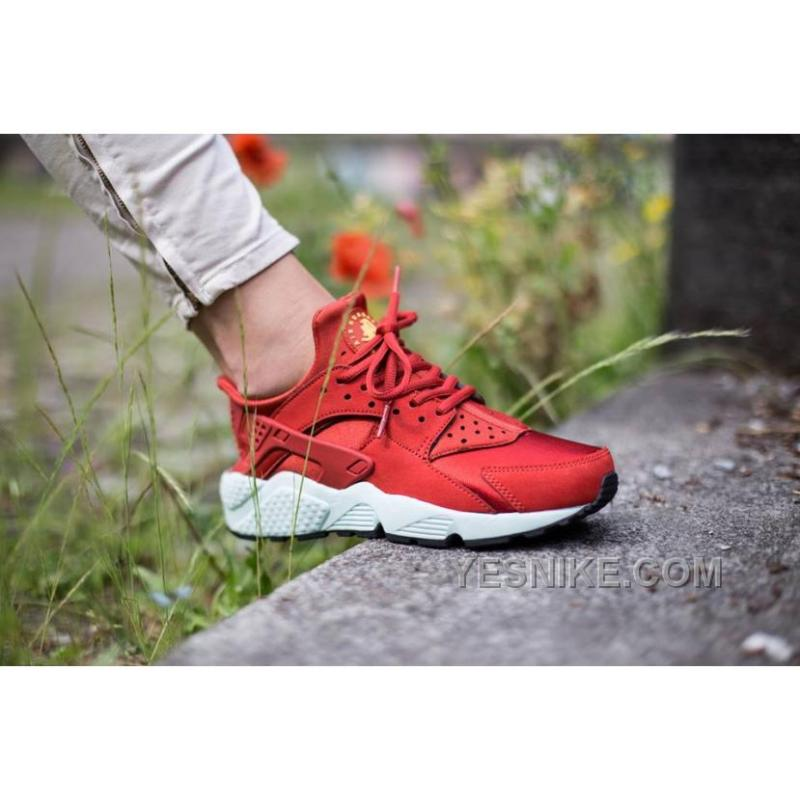 finest selection 3a572 02982 Big Discount ! 66% OFF! Nike Air Huarache Womens Red Black Friday Deals  2016[XMS1296]