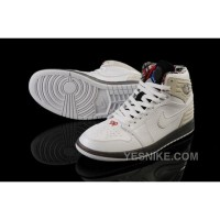 Big Discount! 66% OFF! Canada Nike Air Jordan I 1 Retro Mens Shoes High Fur White Paya3