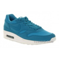 Big Discount ! 66% OFF! Nike Air Max 1 Mens Blue Black Friday Deals 2016[XMS1532]