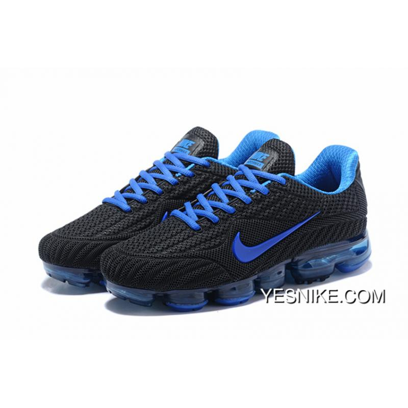 separation shoes abb0f 05f75 New Year Deals Black Navy Blue Nike 2018 PLASTIC AIR MAX 2018  Nanotechnology PLASTIC Zoom Running Shoes