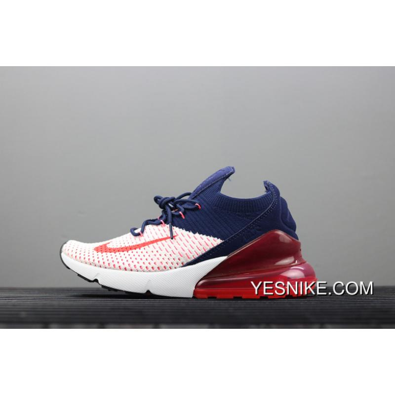 uk availability 05d8f 43c62 Nike Air Max 270 Flyknit Zoom Air Cushioning FLYKNIT Running Shoes  AO6803-106 New Style ...