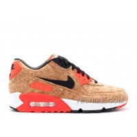 Big Discount! 66% OFF! Air Max 90 Anniversary Cork Sale