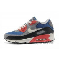 Big Discount! 66% OFF! Nike Air Max 90 Bleached Denim