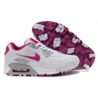 Big Discount ! 66% OFF! Nike Air Max 90 Womens White Black Friday Deals 2016[XMS1916]