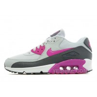 Big Discount ! 66% OFF! Nike Air Max 90 Womens White Pink Grey Black Friday Deals 2016[XMS1849]