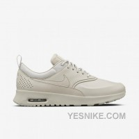 Big Discount ! 66% OFF! Nike Air Max Thea Womens White Black Friday Deals 2016[XMS2166]