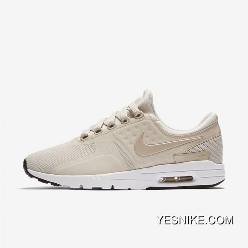 857661 103 Nike Air Max Zero Womens Lifestyle Shoes For Sale