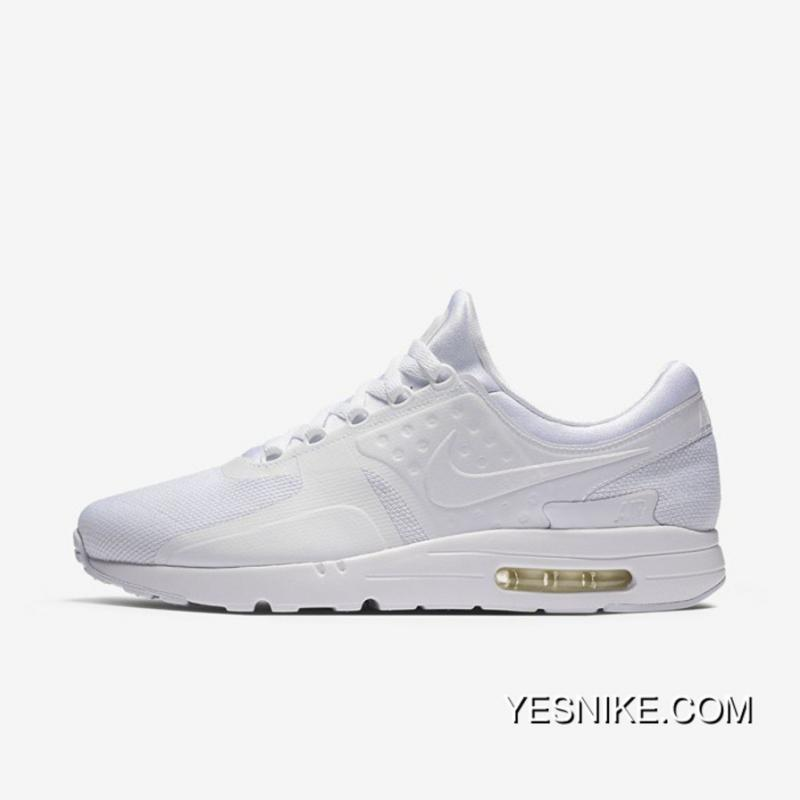 huge selection of ec462 65b5f 876070-100 Nike Air Max Zero Essential Mens Lifestyle Shoes For Sale