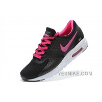 Big Discount ! 66% OFF! Nike Air Max Zero Womens Black Friday Deals 2016[XMS2232]