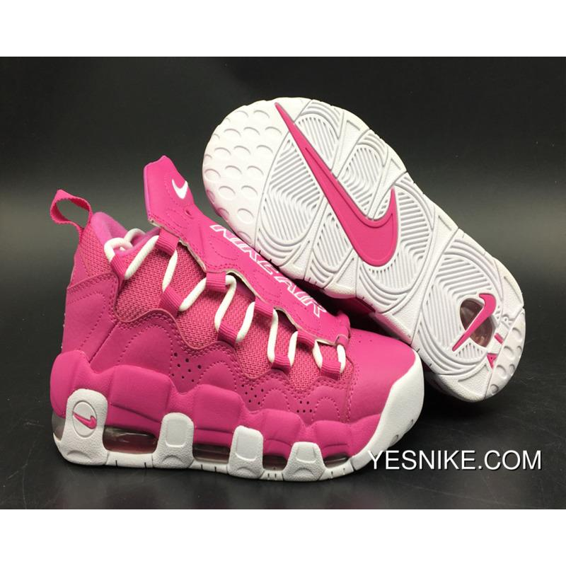 2f34f15a33f Nike Air More Money Qs Think Pink Aj7383-600 New Year Deals ...