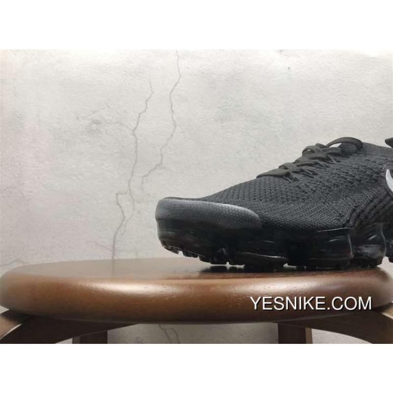 free shipping bf365 50d96 2.0 Zoom Air Nike Air Vapormax 2.0 Flyknit All Black 852-780004 New Year  Deals