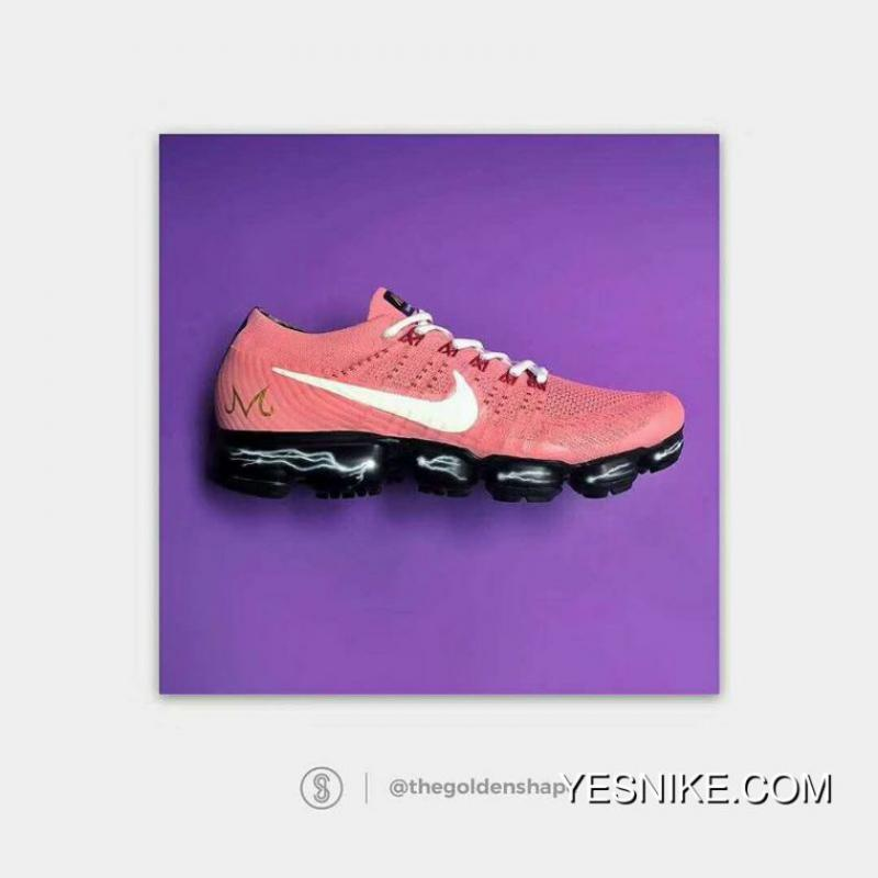 6f2024dee9691 Nike Air VaporMax Flyknit 2018 2.0 Zoom Air Dragonball ID Customized  Limited Edition AA3859-017 ...