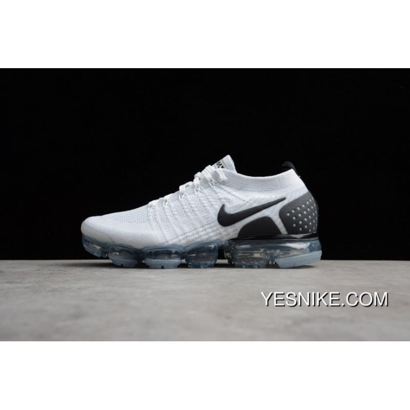 1eefd9d36d5cd Nike Air VaporMax Flyknit 2018 2.0 Zoom Air Running Shoes 942842-103 Latest  ...