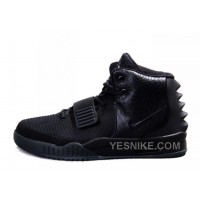 "Big Discount ! 66% OFF! Nike Air Yeezy 2 ""Blackout"" 311606"