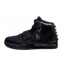 "Big Discount ! 66% OFF! Nike Air Yeezy 2 ""Blackout"""