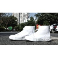Big Discount ! 66% OFF! Nike Benassi Boot 819683-100 All White Men Sneaker