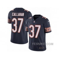 Big Discount ! 66% OFF ! Men's Nike Chicago Bears #37 Bryce Callahan Elite Navy Blue Rush NFL Jersey