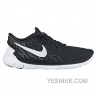 Big Discount ! 66% OFF! Nike Free 5.0 Womens Black Black Friday Deals 2016[XMS1143]